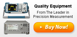 Electronic Test Equipment Sales Programs